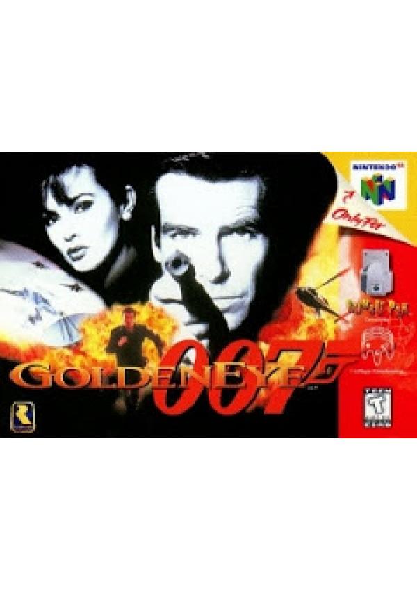 GoldenEye 007/N64