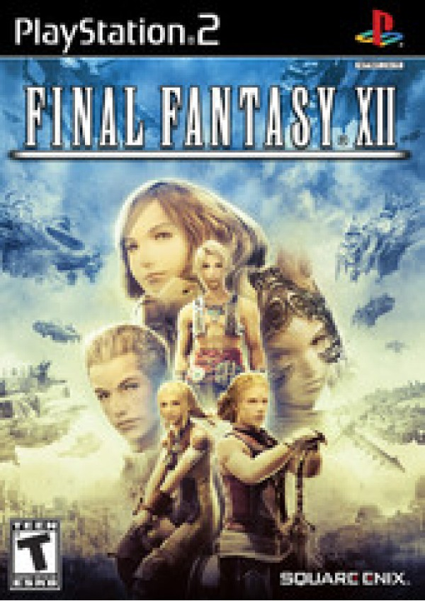 Final Fantasy XII/PS2