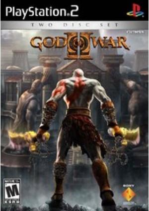 God Of War II/PS2