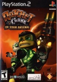 Ratchet & Clank Up Your Arsenal/PS2