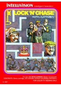 Lock and chase/Intellivision