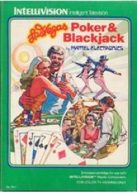Las Vegas Poker & Blackjack / Intellivision