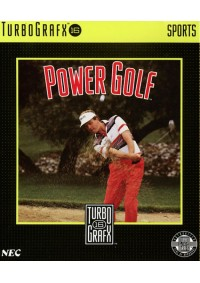 Power Golf/TurboGrafx-16