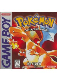 Pokemon Red/Game Boy