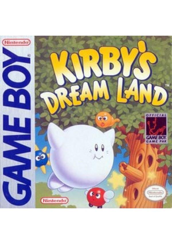 Kirby's Dream Land /Game Boy