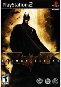 Batman Begins/PS2