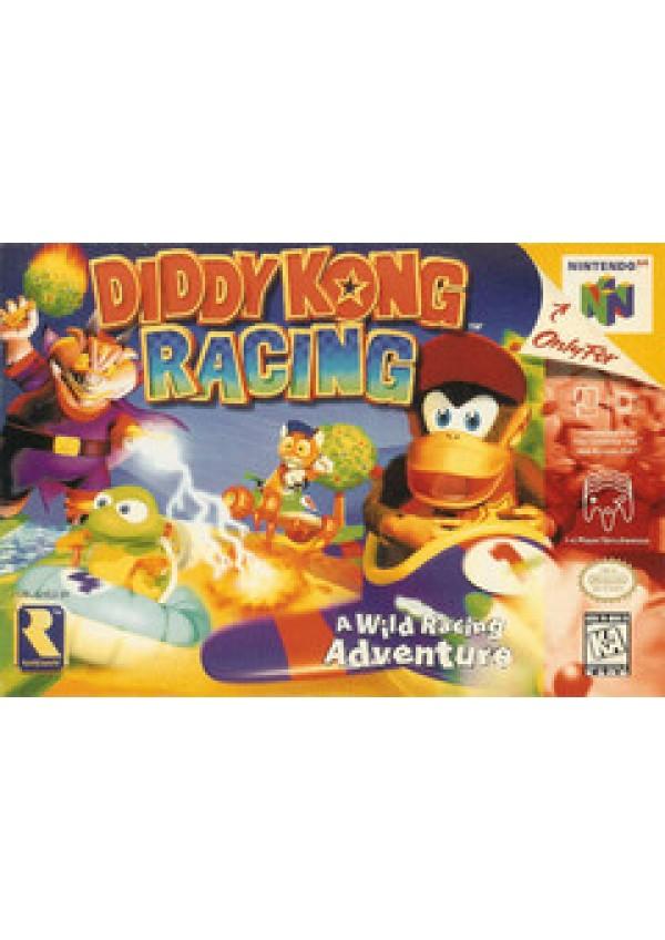 Diddy Kong Racing/N64