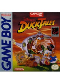 Duck Tales/Game Boy