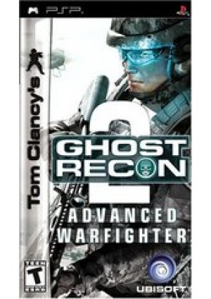 Tom Clancy's Ghost Recon Advanced Warfighter 2/PSP