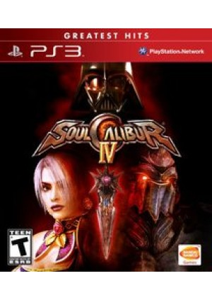 Soul Calibur IV/PS3