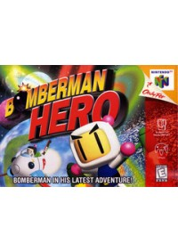 Bomberman Hero/N64