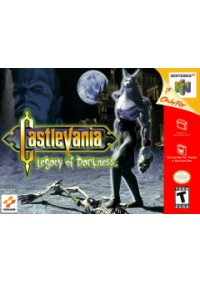 Castlevania Legacy Of Darkness/N64