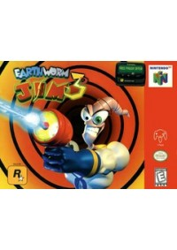 Earthworm Jim 3D/N64
