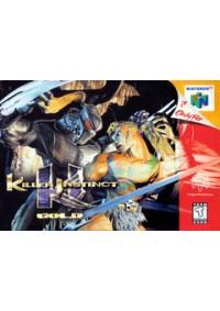 Killer Instinct Gold/N64