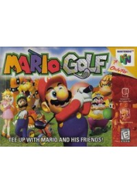 Mario Golf/N64
