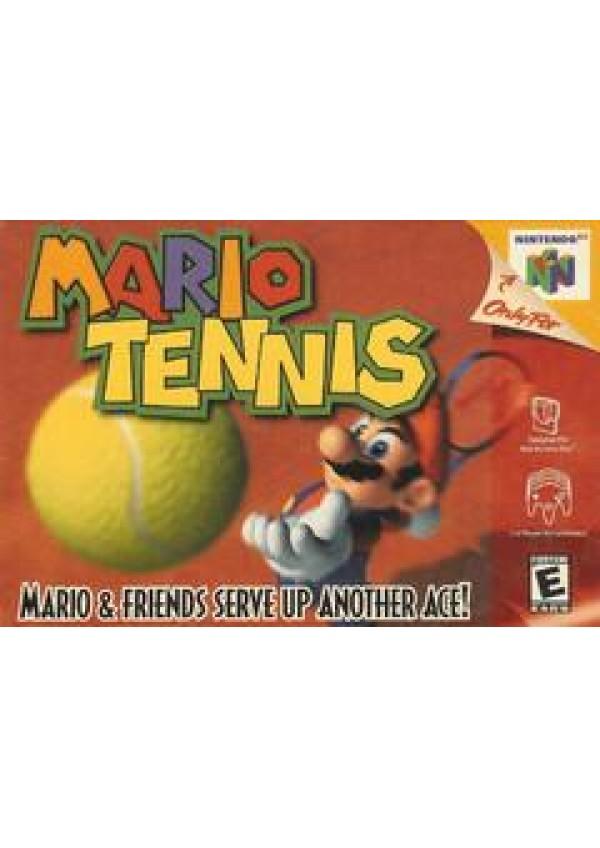 Mario Tennis/N64