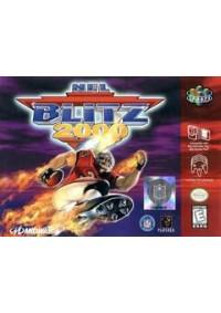 NFL Blitz 2000/N64