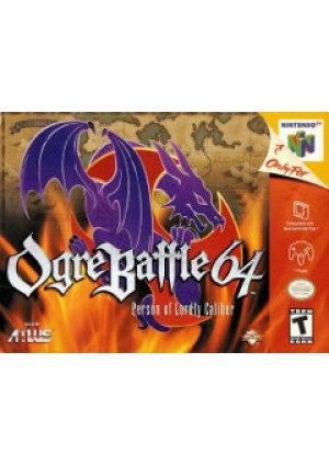 Ogre Battle 64 Person of Lordly Caliber/N64