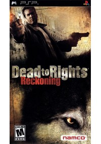 Dead To Rights Reckoning/PSP