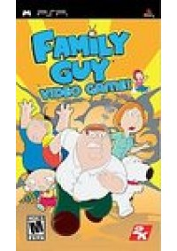 Family Guy The Video Game/PSP