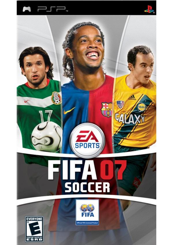 Fifa 07 Soccer/PSP