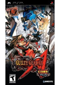 Guilty Gear XX Accent Core Plus/PSP