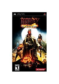 Hellboy: The Science of Evil/PSP