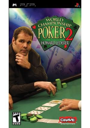 World Championship Poker 2 Featuring Howard Lederer/PSP