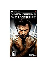 X-Men Origins: Wolverine\PSP