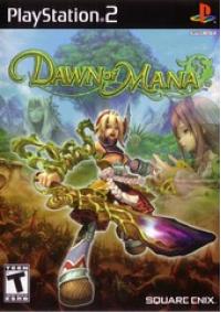 Dawn Of Mana/PS2