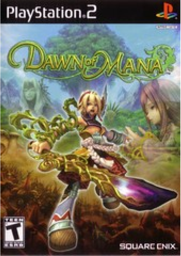 Dawn Of Mana/PS2