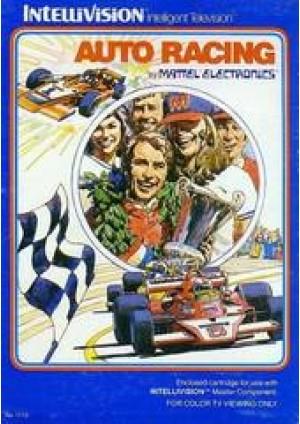 Auto Racing/Intellivision 2