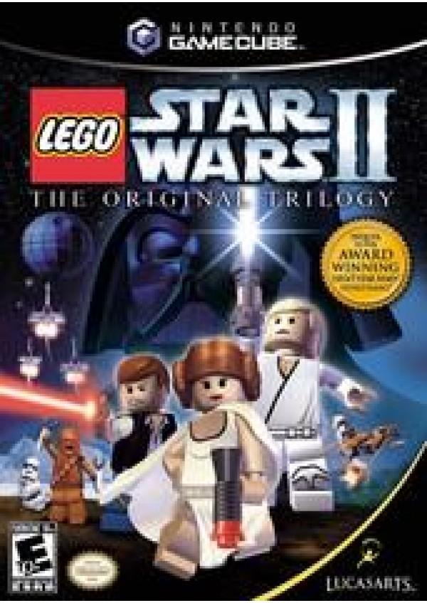 Lego Star Wars II The Original Trilogy/GameCube