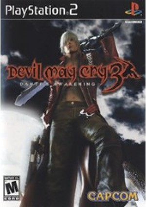 Devil May Cry 3/PS2