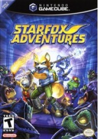 StarFox Adventures/GameCube