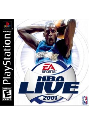 NBA Live 2001/PS1