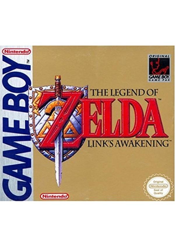The Legend Of Zelda Link's Awakening/Game Boy