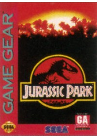 Jurassic Park/Game Gear