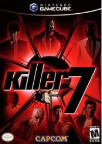 Killer 7/Game Cube