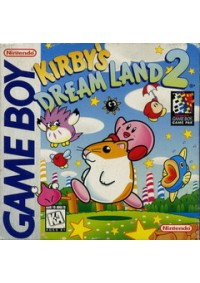 Kirby's Dream Land 2/Game Boy