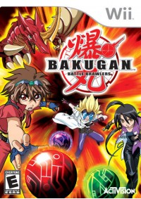 Bakugan Battle Brawlers/Wii