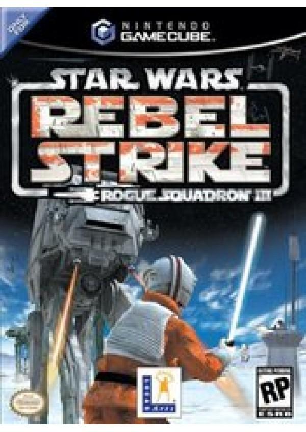 Star Wars Rebel Strike Rogue Squadron III/GameCube