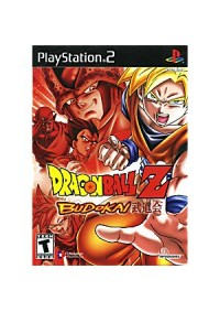 Dragon Ball Z Budokai/PS2