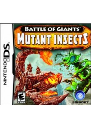Battle of Giants - Mutant Insects/DS
