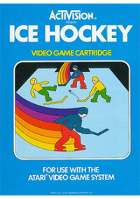 Ice hockey/Atari 2600