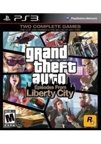Grand Theft Auto Episodes From Liberty City/PS3