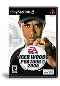 Tiger Woods PGA Tour 2005/PS2