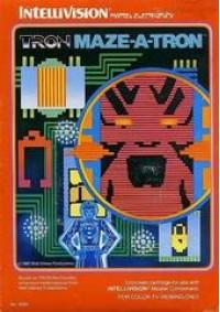 Tron Maze-A-Tron/Intellivision