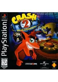 Crash Bandicoot 2/PS1