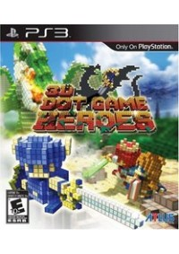 3D Dot Game Heroes/PS3